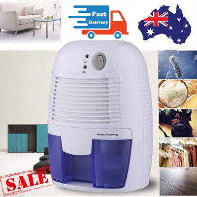 Quiet Electric Home Air Room Mini Safety Dehumidifier Drying Moisture Absorber