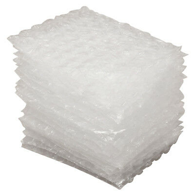 Lot 20PCs Clear Recyclable Packing Small Pouches Poly Bubble Envelopes Wrap E4Y0