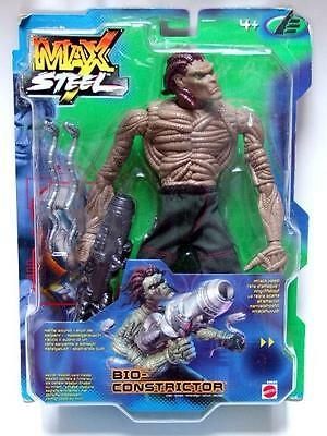 Max Steel Bio Constrictor MOC / OVP