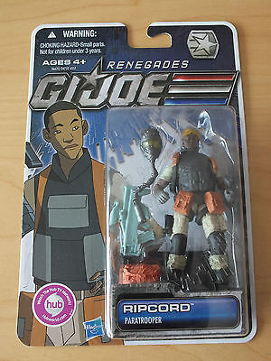 GI Joe Renegades 30th Anniv. Ripcord MOC / OVP