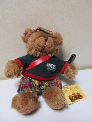"The Teddy Bear Collection ""Gordon, the Golfer"""
