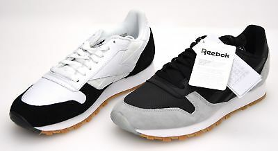 66b99990ca9 Reebok Man Sneaker Shoes Casual Free Time Code Ar1894 - Ar1895 Cl Leather  Spp