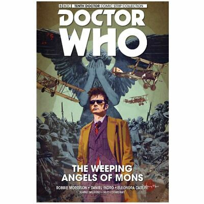 Doctor Who: The Tenth Doctor: Volume 2 Book By Robbie Morrison 2015 Paperback