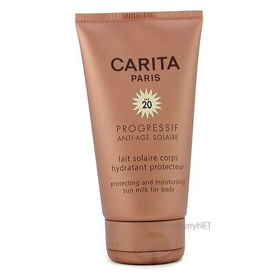 Carita Progressif Protecting and Moisturizing Sun Milk for Body SPF 20 150ml