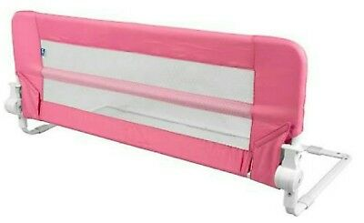 Brand New Childcare Bed Guard / Rail - Pink 137cm