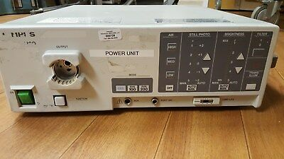 Olympus Evis Clv-U20 Universal Light Source In Working Condition