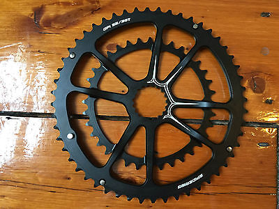 Cannondale Hollowgram Spidering 8 Arm 52/36 Spider Ring