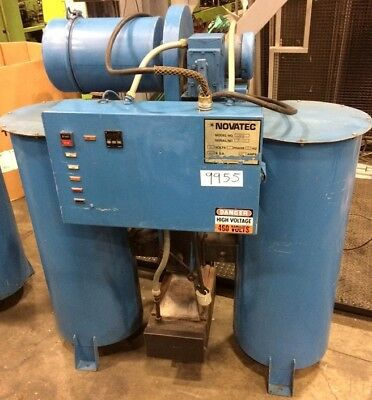 100 CFM *NOVATEC* Twin Bed Dessicant Dryer ~ Model: NPD-100