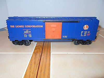 Lionel 6464-97 Lionel RR Club,NEW OLD STOCK,MINT, stock # 6-19953