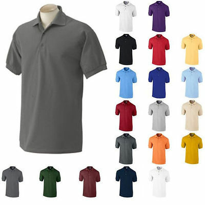 Gildan DryBlend Mens Polo Shirt T-Shirt 8800 S-5XL FREE CHAMPION GOLF HAT  offer