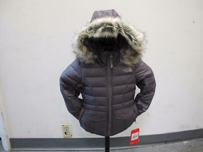 New Juniors Girlsnorth Face Gotham 2 Down Jacket A34V9Hcw Rabbit Grey