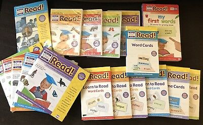 Your Baby Can Read - Early Language Development System - Sealed DVD's Read Note