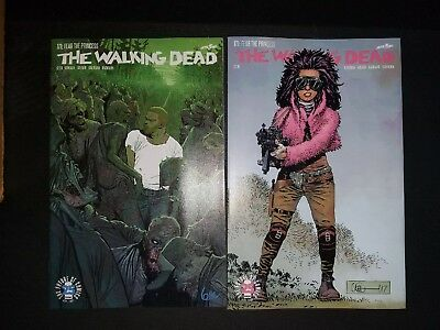 Walking Dead #171 [NM] Cover A & Cover B Lorenzo de Felici Variant