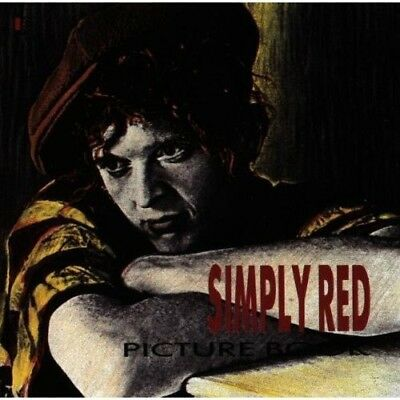 Simply Red - Picture Book New Cd