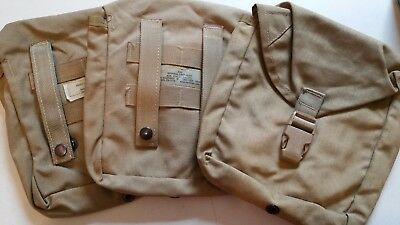 Military Issue USMC IFAK Coyote Individual First Aid Utility Pouch BONUS OFFER