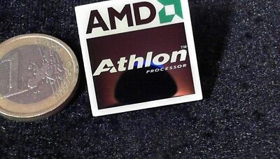 AMD Athlon Prozessor Processor PC Pin Badge