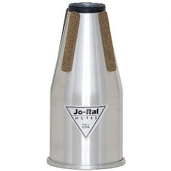 Jo-Ral French Horn Straight Mute All Aluminium (JRFR1A)