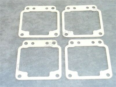 4x Carburetor Carb Float Bowl Gaskets Yamaha XJ650 XJ650R XJ750 XJ750R 18-2619
