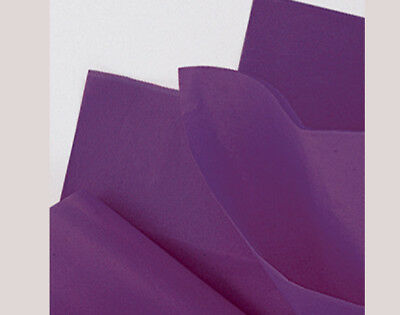 10 Sheets Tissue Paper - Purple | Gift Wrap Supplies