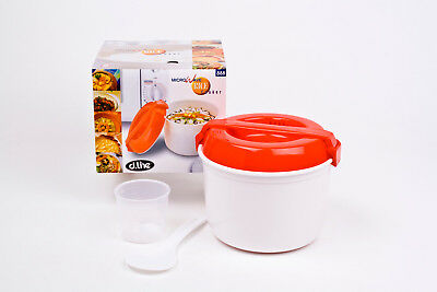 MICROWAVE RICE COOKER 1.8 Litre DLINE  BPA FREE