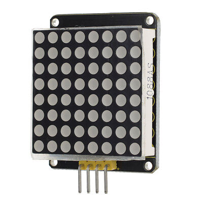 I2C 8x8  LED Matrix Display HT16K33 Arduino I2C Dot Module