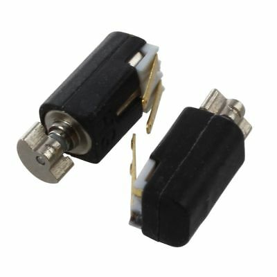 3 Pcs 1400RPM Speed 3V Mobile Phone Micro DC Coin Vibration Motor Q3N4
