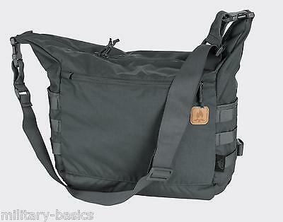 HELIKON TEX BUSHCRAFT OUTDOOR SATCHEL Umhängetasche Bag Tasche shadow grey grau