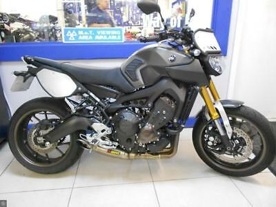 yamaha mt 09 abs 2016 16 plate grey 2715 miles one owner. Black Bedroom Furniture Sets. Home Design Ideas