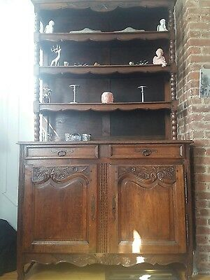 Antique China Cabinet/ Bookcase