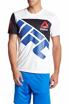 New Men's REEBOK UFC Official Fighter Jersey Shirt - ANTHONY PETTIS - AI0422