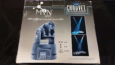 Chauvet Min Spot Moving light, Used. Demo in great condition.