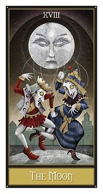 Deviant Moon Tarot Card Deck! Beautiful Deck!