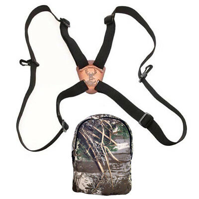 "Crooked Horn ""Slide N Flex Bino System"" Harness & Bino Shield Protective Covers"