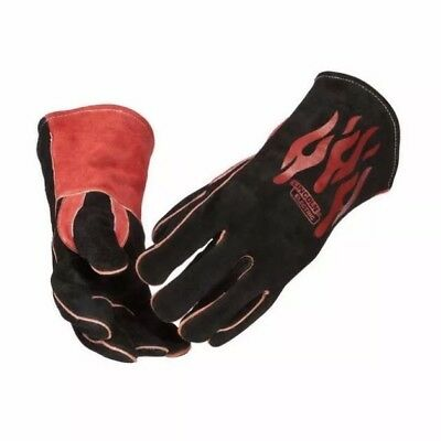 Lincoln Electric Traditional Stick/MiG Welding Gloves Model K2979-ALL Black
