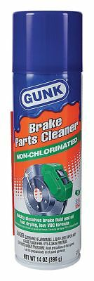 Gunk Brake Cleaner and Degreaser;Aerosol Can;14 oz.;Flammable;Non Chlorinated