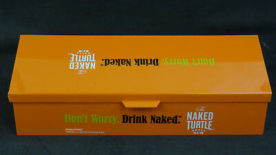 Naked Turtle Bar Condiment Chilled Garnish Caddy Dispenser 6 Trays New