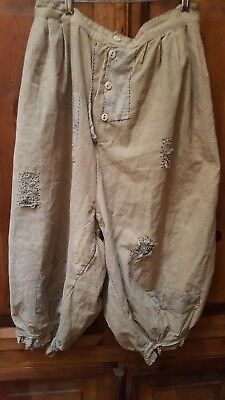 Authentic Magnolia Pearl French Cotton Corduroy Drawers OSFA