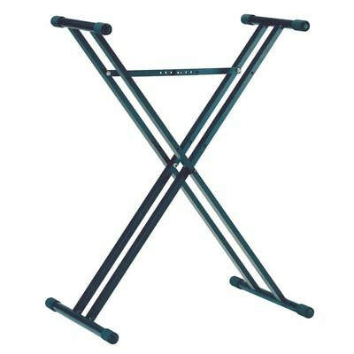 K&M 18963 Keyboard Stand - Black