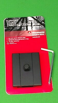manfrotto ARCA Swiss quick release plate msq 6pl