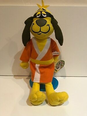 "W O W Hanna Barbera Hong Kong Phooey 16"" plush New With TAG"