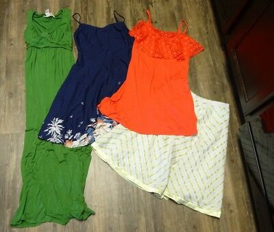 Dresses and Skirt Lot Sizes Small, Medium and Large