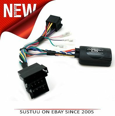 C2/Auto Leads SPG009│OEM Stalk Control Interface│Fits Peugoet Can Bus Boxer<2008