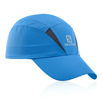 Salomon XA Unisex Blue Running Training Head Wear Baseball Cap Hat