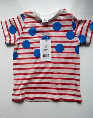 Seed Heritage Baby Racing Red Shirt 12-18 Months 100% Cotton  RRP $24.95
