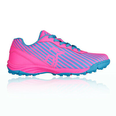 Kookaburra Neon Junior Girls Hockey Court Sports Shoes Trainers Pumps