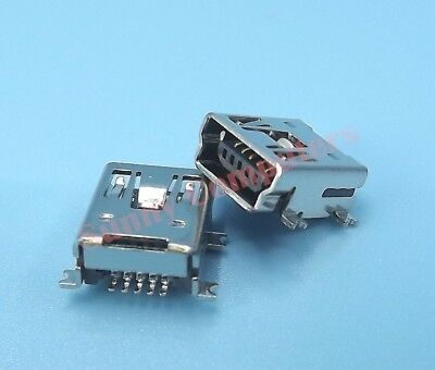 2x USB Type-A Male Plug Standard USB v2.0 Connector Repair Replacement Part #C