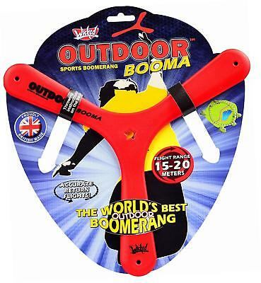 Wicked Outdoor Booma
