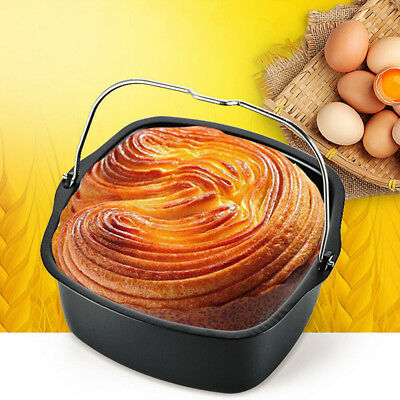 Cooking Accessories Baking Dish Pizza Pan Skewers Rack Kitchen For Air Fryer
