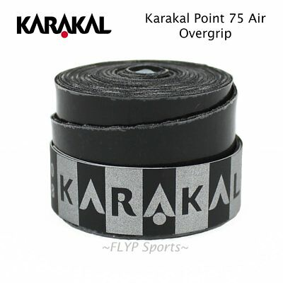 Karakal Point 75 Air Overgrip Overwrap Racquet Racket Badminton Tennis Squash