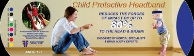 Certified Protective Headband for Infants and Toddlers